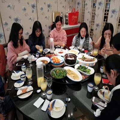 2020年公司春节聚餐
